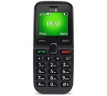 Sim Free Doro 5030 Graphite Mobile Phone - Black