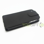 S5270 Flip Leather case Black