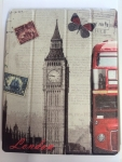 IPad 5/Air Folding Case with London Attractions