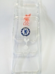 IPhone 6G/6S Official Football Club Clear Back Case