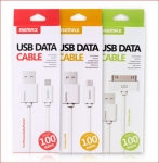 IPhone 6G/7G/IPad Data Cable Remax 1 Meter