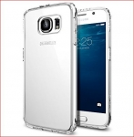 Galaxy S6 Clear Back Case