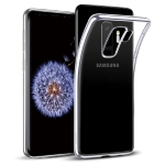 Galaxy S9 Clear Gel Back Case