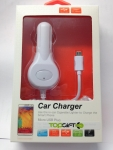 V8 / Micro USB Car charger