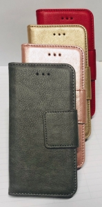 Galaxy S8 Wallet Luxury Leather Case