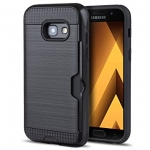 Galaxy A5 (2017) Slim Armour Card Slot Case