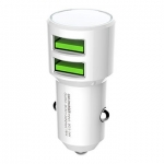 Top Gift Double USB Car Charger 3.6 Amp Output