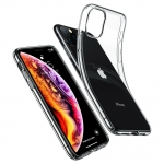 IPhone 11 Pro Max (6.5 Inch) Clear Gel Case