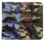 Galaxy S8 Plus Camouflage Wallet Leather Case