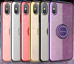 IPhone 11 Pro Max (6.5 Inch) Crystal Ring Case