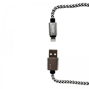 Aspor IPhone 5/6/7G/X Data Cable 30 cm