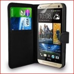 HTC Desire 620  Wallet Leather Case