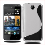 HTC Desire 300 S line Gel Case