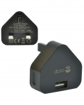 Wall Charger USB Plug Doro
