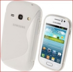 Galaxy Fame S6810 S line Gel Case