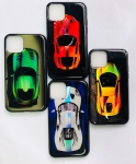 IPhone 11 Pro (5.8 Inch) Hard Case Car Printed