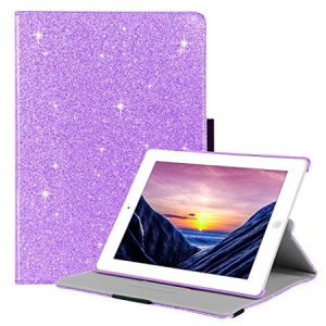 IPad 7th Generation 10.2 Inch Glittery 360 Book Case