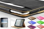 IPad 2/3/4 Leather Book Card Slot Case