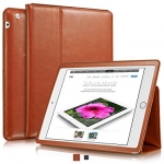 IPad 2/3/4 Soft Leather Book Case