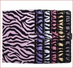 IPad 6/ Air2 Zebra Book Case
