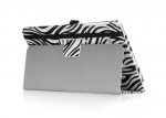 IPad Air/2/Pro/Pro2 9.7 inch Zebra Fluffy Case