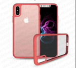 IPhone X Clear Back Case