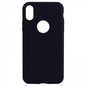 IPhone 11 Pro Max (6.5 Inch) Soft Matt Silicon Back Case