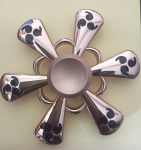 Metal Colour Spinner