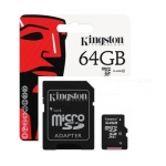 Kingston Memory Card 64 GB