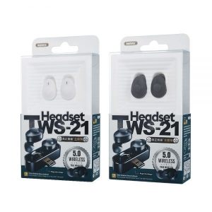 Remax Bluetooth Earbuds Model (TWS-21)