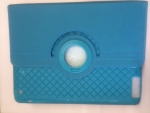 IPad 5/Air 360 Rotating Gel + Leather Cover
