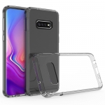 Galaxy S10 Clear Gel Back Case