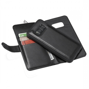 Galaxy S8 Plus Wallet 2in1 Leather Case