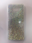 Galaxy S8 Plus Full Diamond Back Case