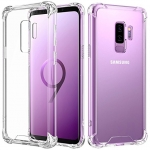 Galaxy S9 Clear Anti Drop Case