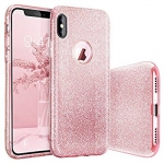 IPhone XS Max 6.5 inch TPU Shinny 3in1 Case