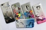IPhone 7G/8G Shinny TPU 3in1 Printed Case