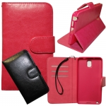 Galaxy Note lll - N9000 Wallet Leather Case