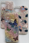 IPhone 12/12 Pro Sparkling Printed Case