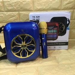 Bluetooth Speaker With Mic Model (YS-A20)
