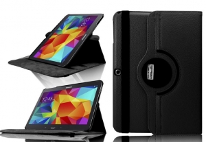 Galaxy Tab S5E (T720) Rotation 360 Leather Case