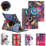 Galaxy Tab A 10.1 (T580)  Printed 360 Rotating Case