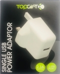 Topgift Power Adapter (Plug) 2.1 A