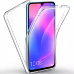 Galaxy A01 TPU 360 Clear Case