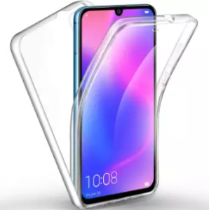 Galaxy Note 10 TPU 360 Clear Case