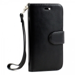 Galaxy Fame 6810 Wallet Leather Case