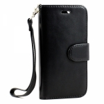 Moto G6 Play Wallet Leather Case