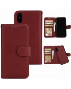 IPhone X/XS High Quality Wallet Leather Case