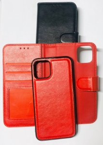 IPhone 11 Pro Max Wallet 2in1 Plain Case
