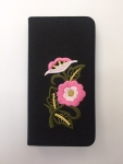 Xperia XZ Premium Wallet Flower Leather Case